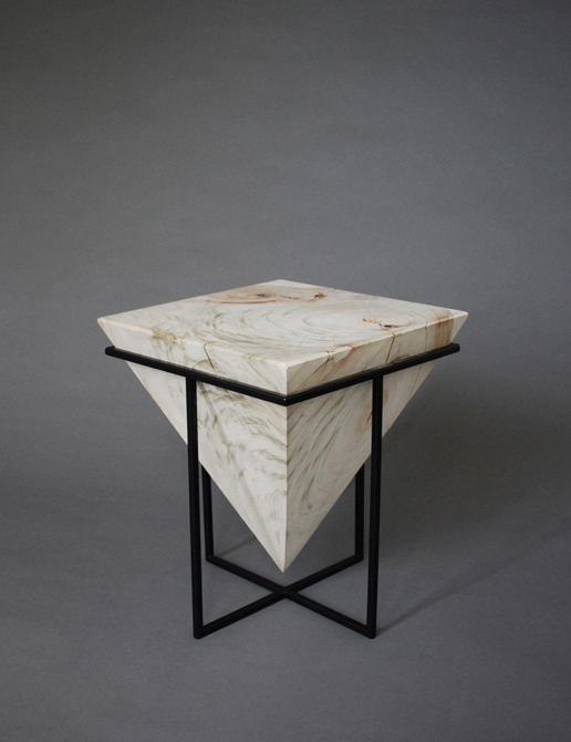 Low Gravity Square Table Local Design