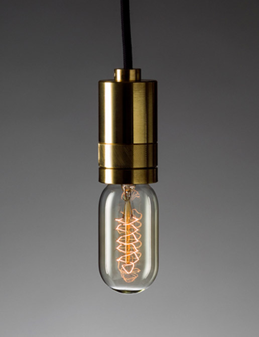 Bala Luxe Pendant Light Brass Local Design